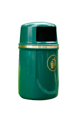 Aunis 40 Litre Litter Bin- Wall Mounted..