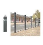 Decorative Steel Bollards-City