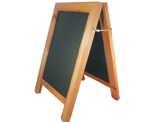 Hardwood A-Boards.Image