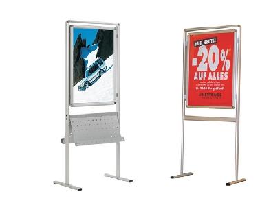 Info Board Literature Stand