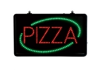 Pizza LED.