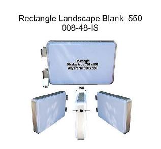 Rectangle Landscape 550.