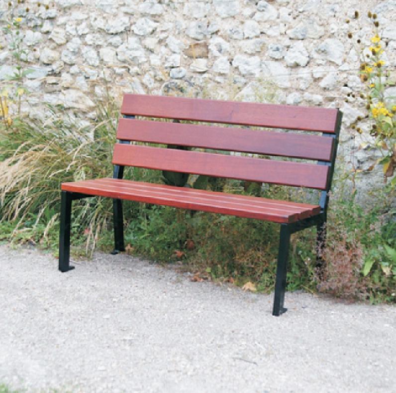 Silaos Wood Seat-Armless.
