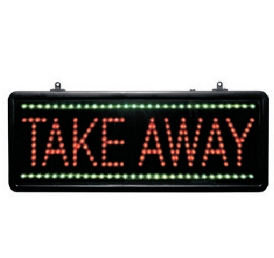 Take Away LED.