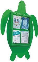 Turtle  Display Case.